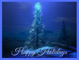 Wishing everyone a wonderful holiday season!