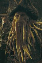 10 Karakter CGI Paling Populer di Dunia Perfilman: Davy Jones