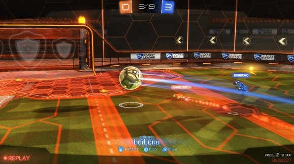 how to connect ps4 controller to pc rocket league