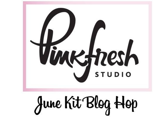 PinkFresh Studio Design Team : June Blog Hop