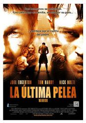 La Última Pelea (Warrior) Poster