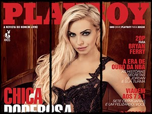 Veridiana Freitas Nua Na Playboy
