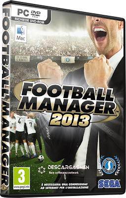 Football Manager 2013 - PC-Game (2012)