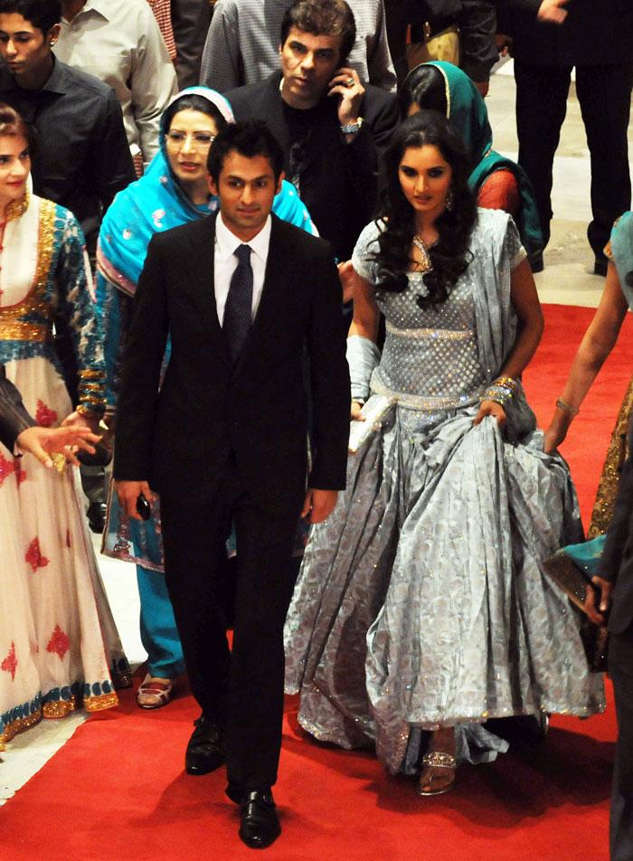 Sania Mirza Wedding