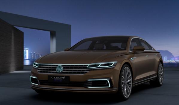 2017 VW Phaeton