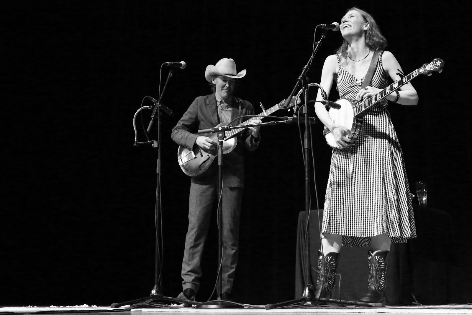 Dave Rawlings Gillian Welch Tour