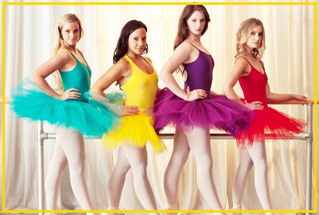 Núcleo Feminino da Série: Kat, Abigail, Tara e Grace