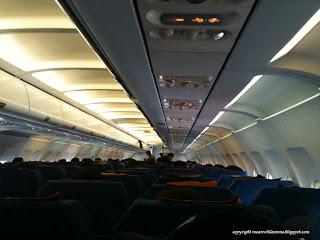 Kabin Batavia Air