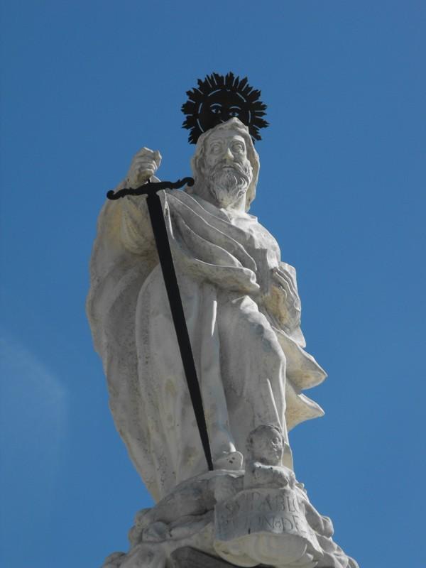 Cija historia el primer cristiano de cija - Apartamentos san pablo ecija ...