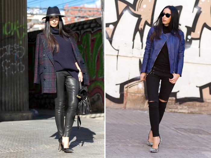 Resumen Looks de Marzo Blogger moda valenciana