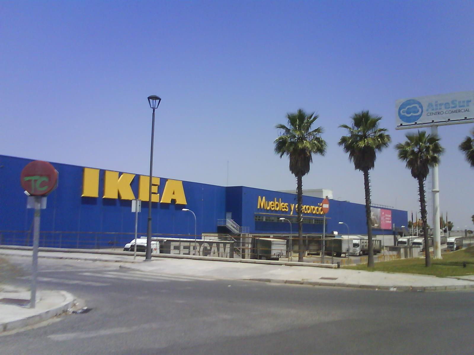 Paoctubre paoctubre en busca del ikea perdido - Ikea de sevilla ...