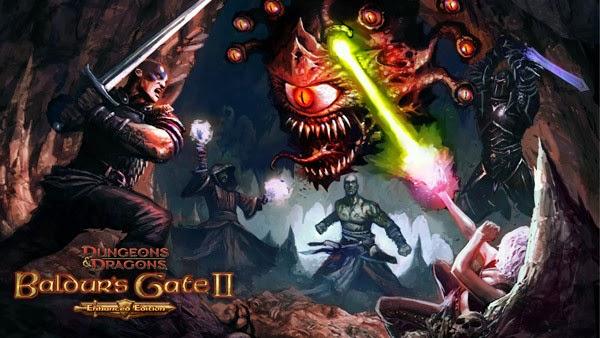 Baldurs Gate II Enhanced Edition PC Full Español