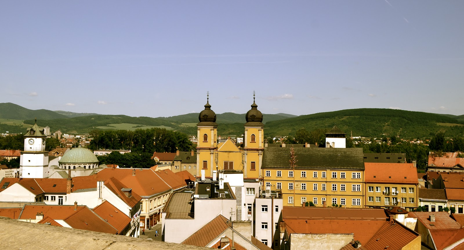 Trencin Slovakia  City new picture : The Darling Starlings: Trencin & Bojnice, Slovakia