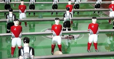 futbolin derby II Copa de España de Futbolín del 25. 27.Mayo 2012 en Calpe