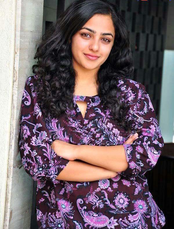 Nitya Menon  Telugu Actress Latest Cute Stills Photogallery unseen pics