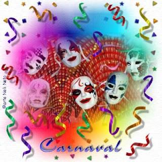 Máscaras de Carnaval 2014