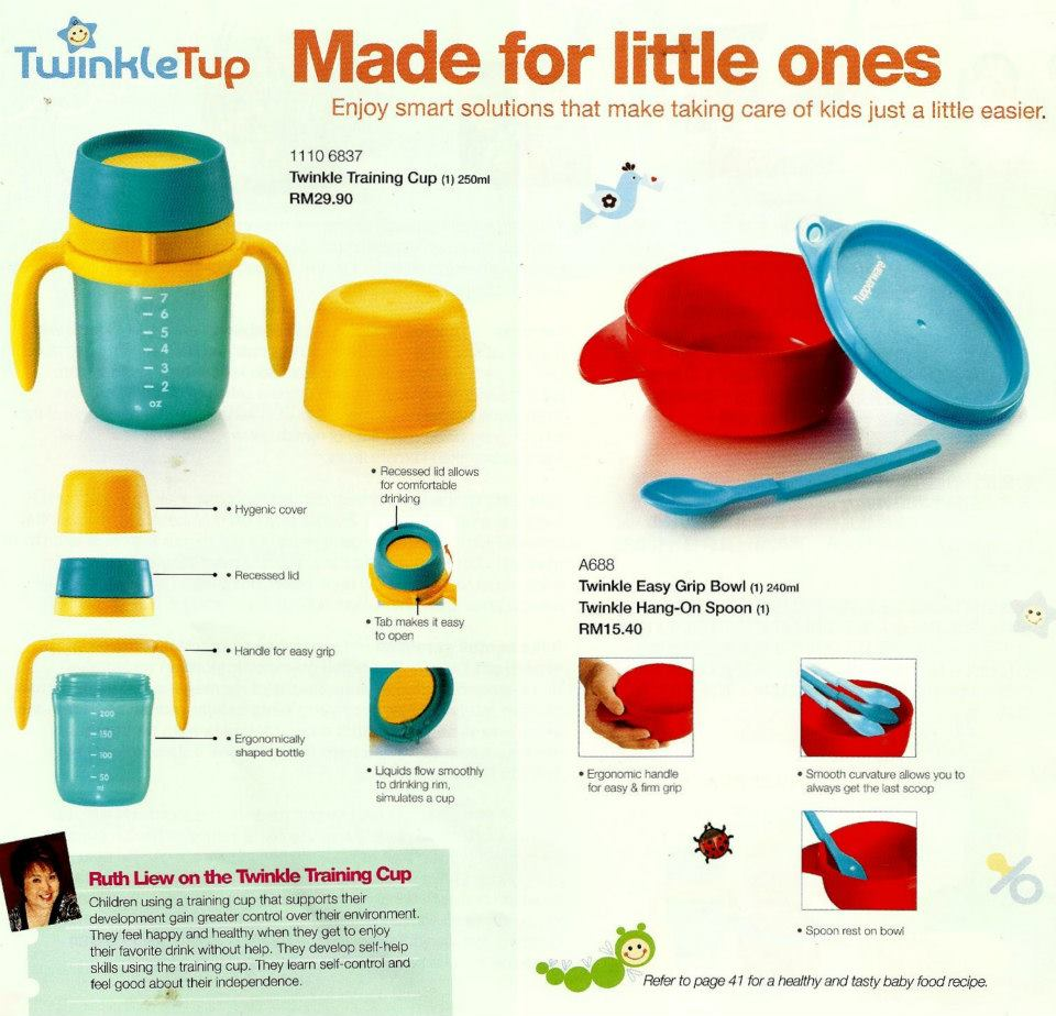 tupperware solution As soon as you bring back your tupperware home, give it a good rinse in lightly soapy solutionrinse again with clean water and then wipe dry when you store the unused container, do not seal the lid.