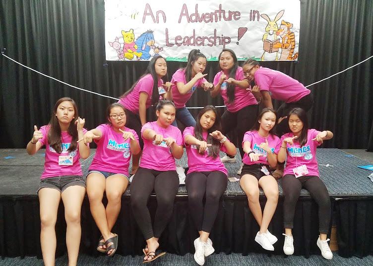 Moanalua High School Student Association (photo courtesy of Lifetouch)