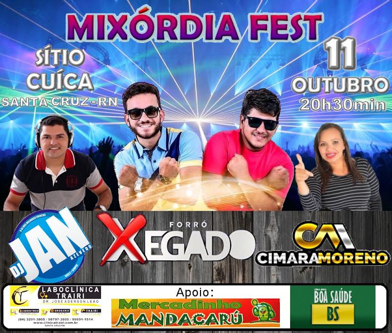 MIXÓRDIA FEST