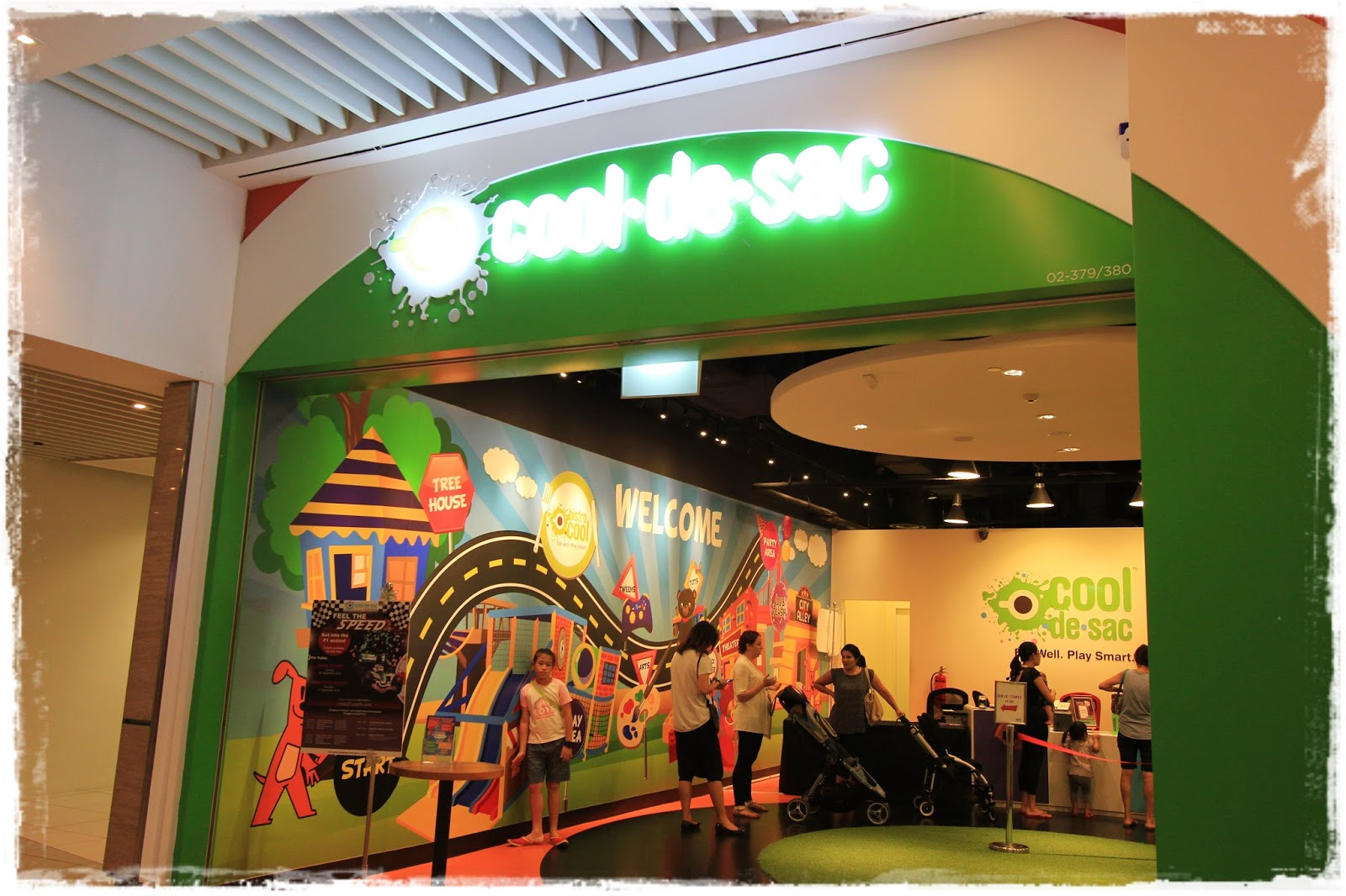 Cool de Sac Singapore