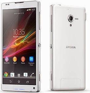 Harga hp Sony Xperia ZL