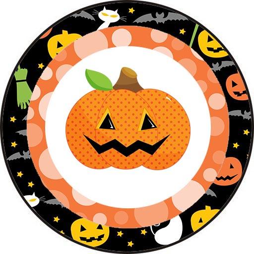 Adesivos De Rosto Halloween ~ Carinho de M u00e3e Kit Halloween Abóbora