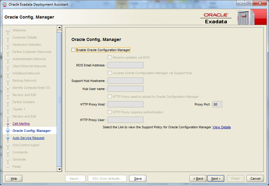 upload oracle Oracle's export (exp) and import (imp) utilities are used to perform logical database backup and recovery when exporting, database objects are dumped to a binary file which can then be imported into another oracle database.