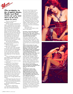 Yam Concepcion FHM Philippines