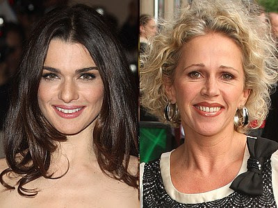 Rachel Weisz and Lucy Benjamin Which celebrity is the youngest?