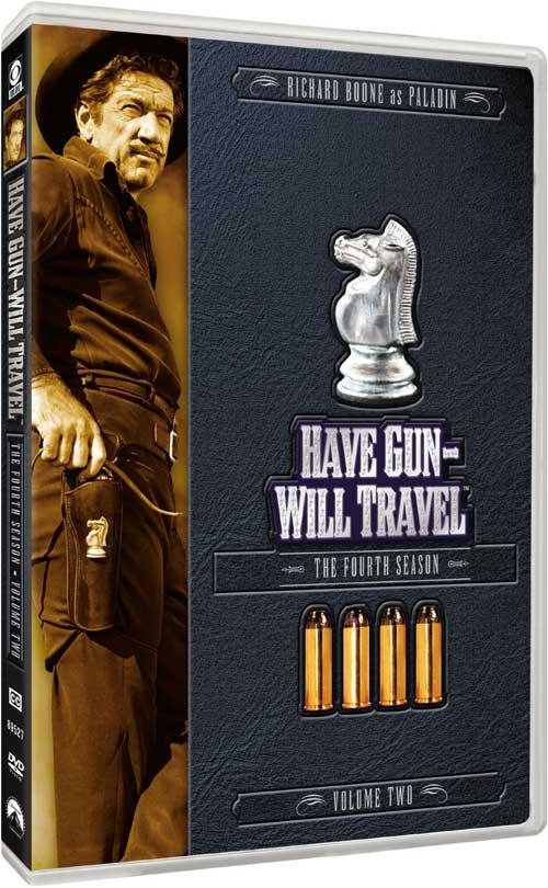 richard boone western movies