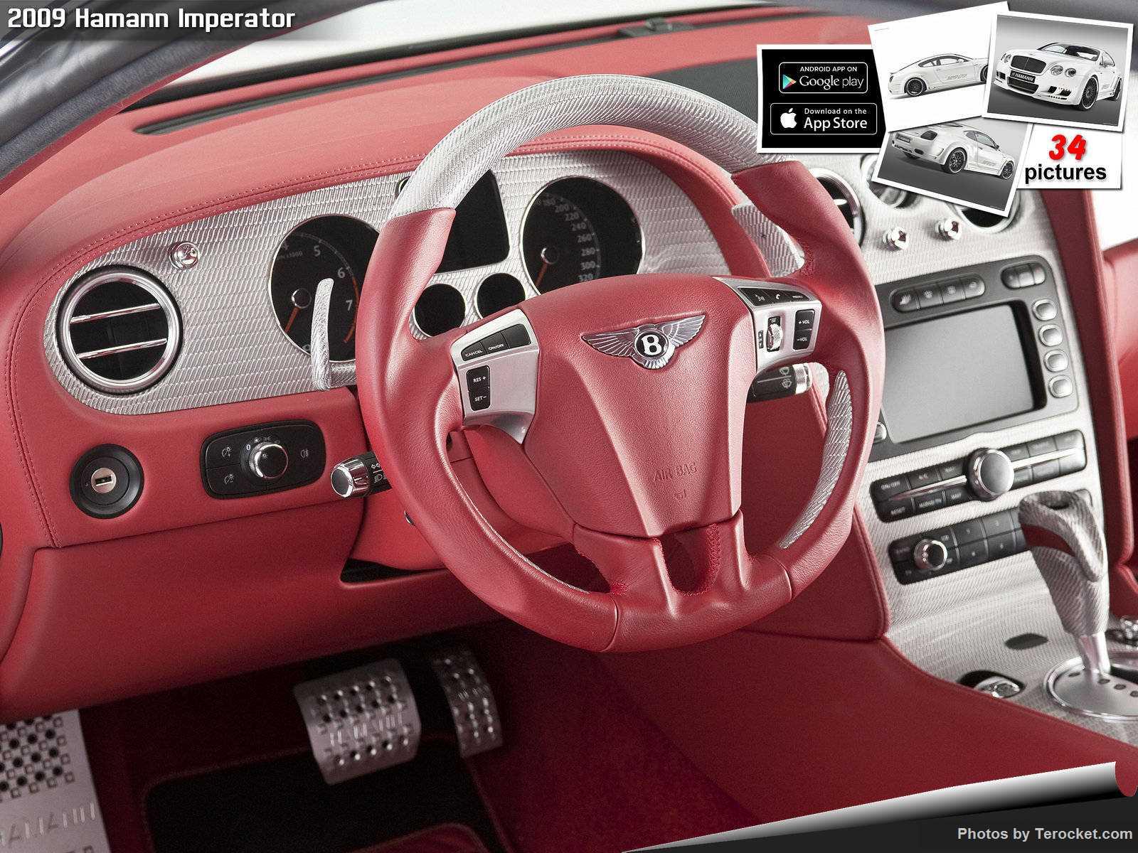 Hình ảnh xe ô tô Hamann Imperator 2009 & nội ngoại thất