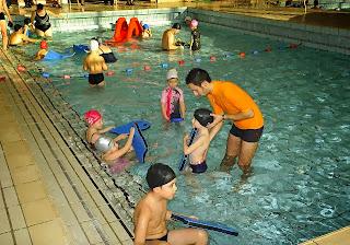 piscine toboggan PISCINE DE FARCIENNES