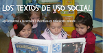 Leer y Escribir en Educación Infantil