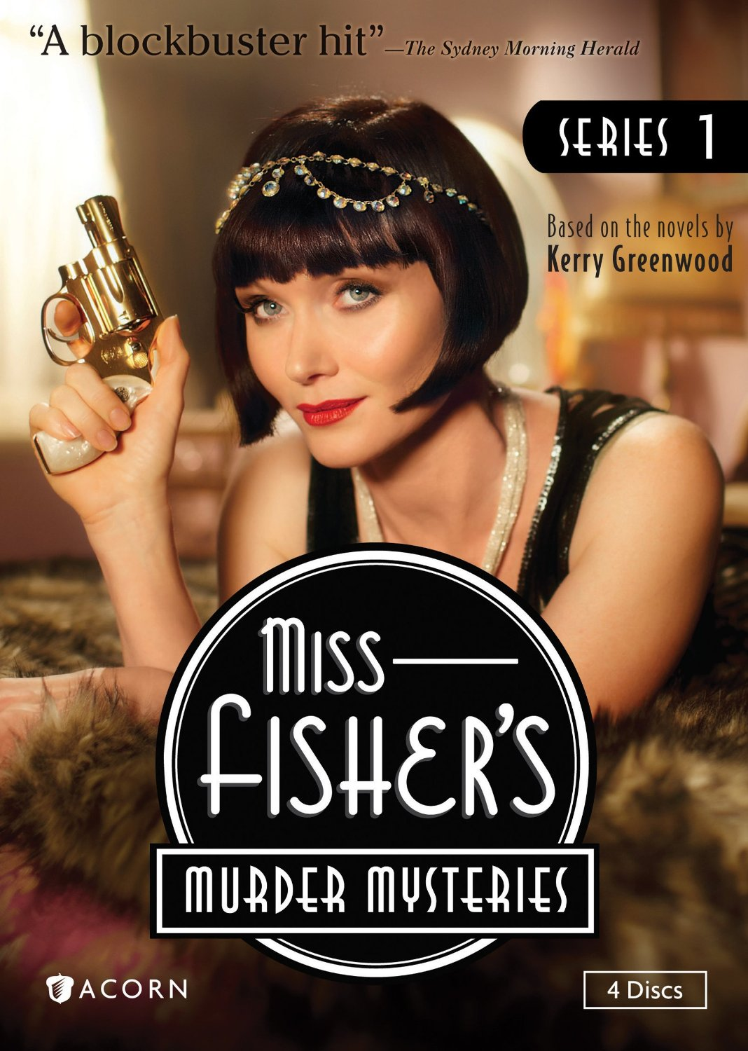 Adoramos Miss Fisher's Murder Mysteries
