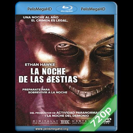 THE PURGE: LA NOCHE DE LAS BESTIAS (2013) 720P HD MKV ESPAÑOL LATINO