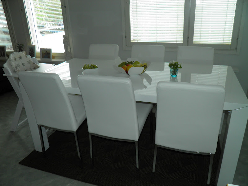 Pikku Karhun Elämää Uusi keittiön pöytä