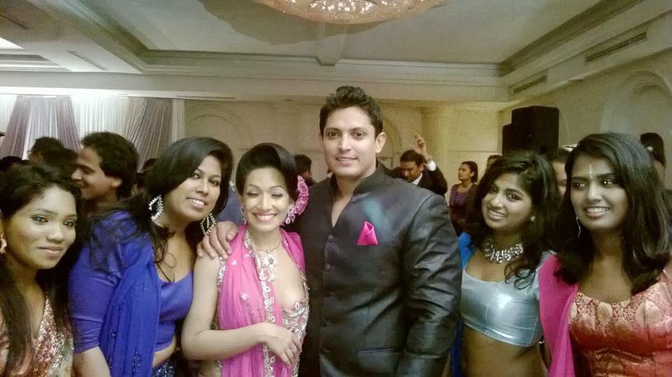 Menaka And Nehara Wedding New Photos