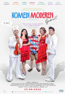 Sinopsis Film Movie Komedi Moderen Gokil 2015