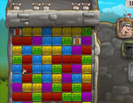 Jogos de Puzzle e tower defense: Tower Siege