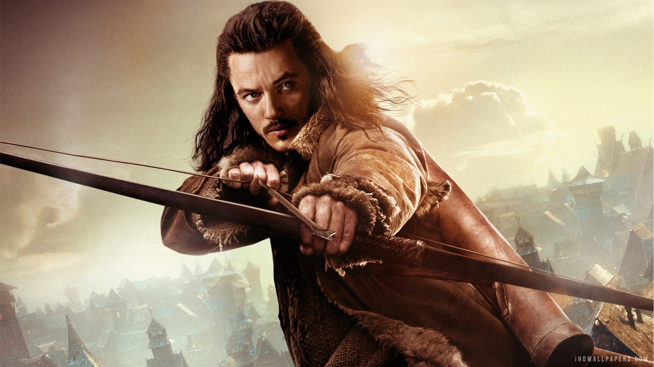 Bard In The Hobbit 2