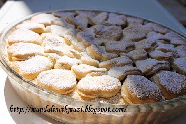 elmalı kurabiye hamuru