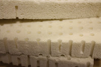 An upclose photo of Talalay Latex