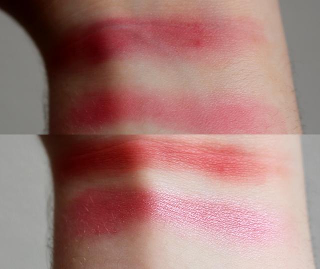 test palette sugar and spice makeup revolution