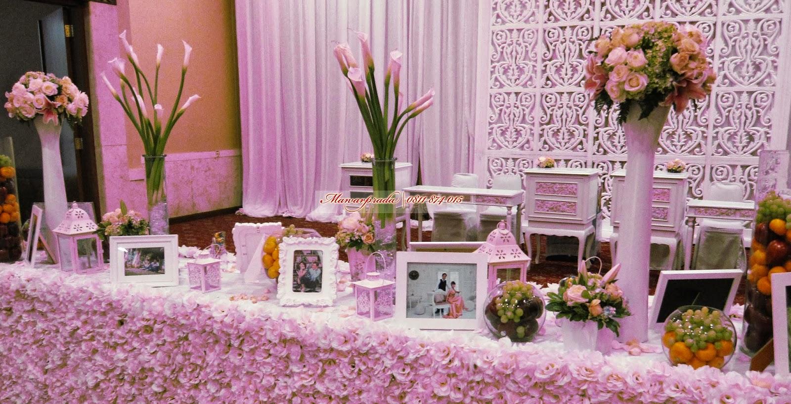 Contoh gambar dekorasi pernikahan minimalis album wedding for Dekorasi kamar pengantin di hotel