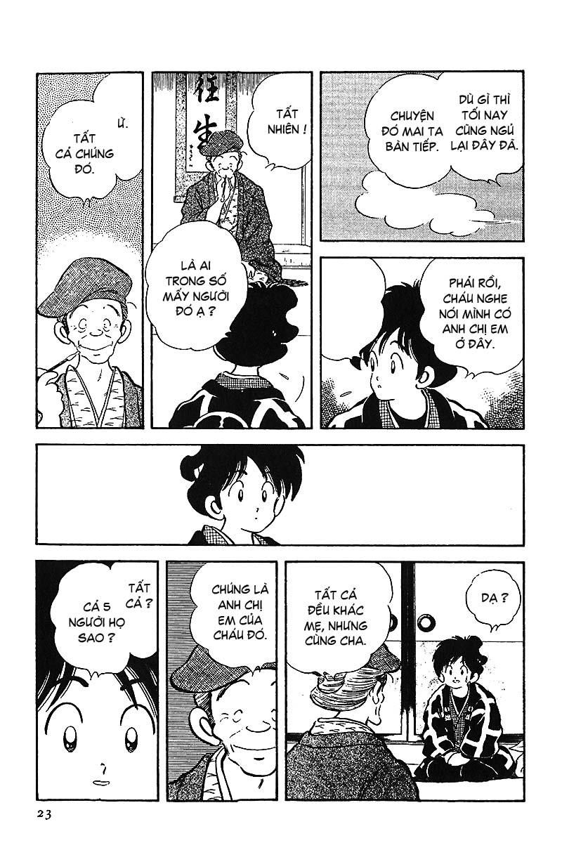 Nijiiro Togarashi - Ớt Bảy Màu chap 1 - Trang 25