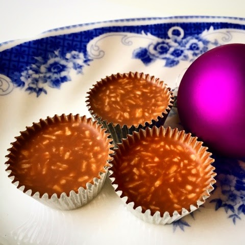 Sjokoladenuff