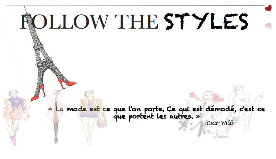♡ Follow The Styles ♡ ║ Beauty blog, Fashion, Trend, French Lifestyle ║