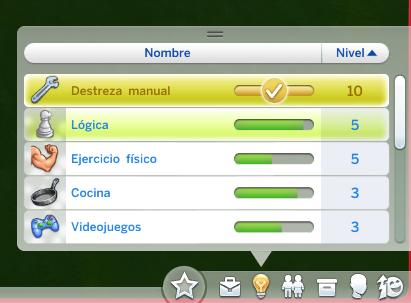 """Guía Sims 4: Desbloquear La """"Gruta Olvidada"""" y El """"Claro Silvestre"""" Habilidad%2B10"""