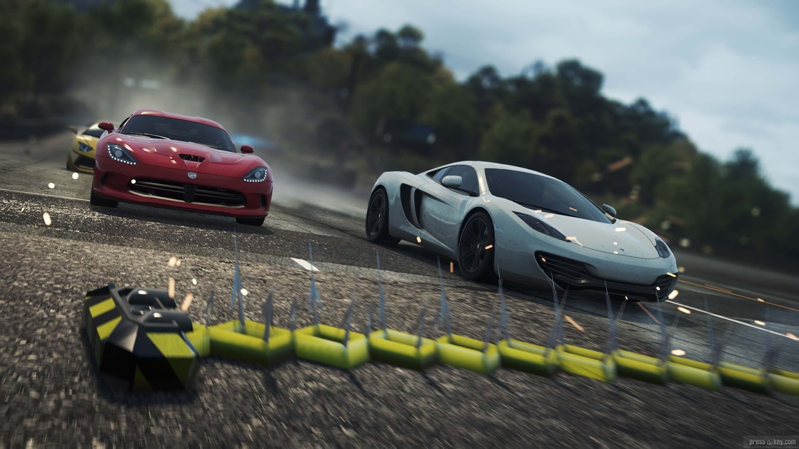 Need for Speed HD & Widescreen Wallpaper 0.764122054211958