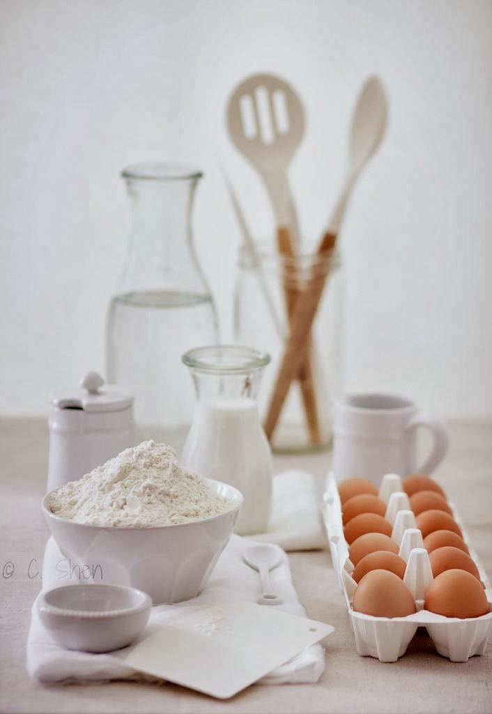 pan di spagna: come realizzarlo in casa / pan di spagna home-made